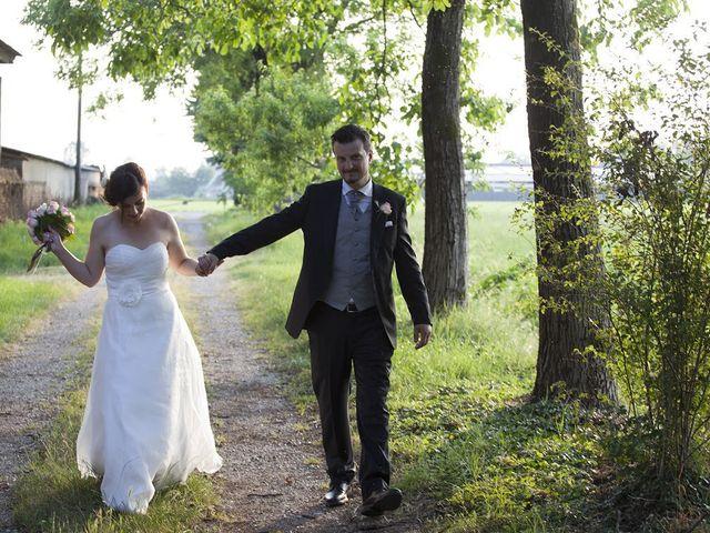Il matrimonio di Marco e Simona a Ripalta Cremasca, Cremona 34