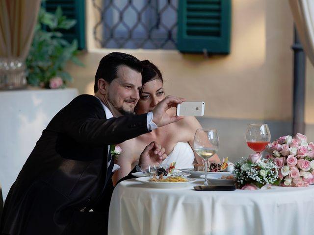 Il matrimonio di Marco e Simona a Ripalta Cremasca, Cremona 30