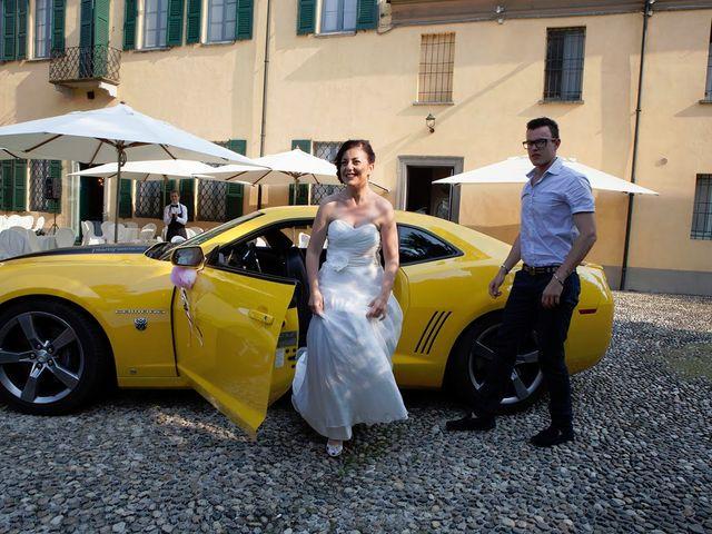 Il matrimonio di Marco e Simona a Ripalta Cremasca, Cremona 11