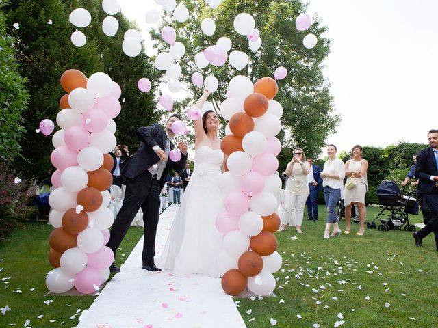 Il matrimonio di Marco e Simona a Ripalta Cremasca, Cremona 21
