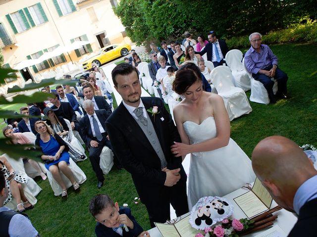 Il matrimonio di Marco e Simona a Ripalta Cremasca, Cremona 13