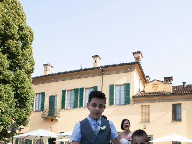 Il matrimonio di Marco e Simona a Ripalta Cremasca, Cremona 12