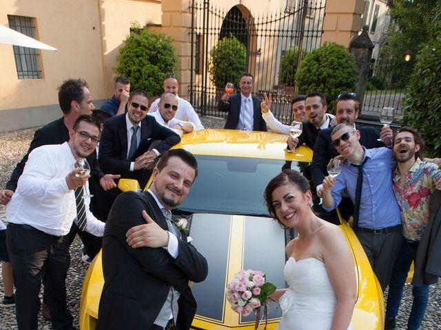 Il matrimonio di Marco e Simona a Ripalta Cremasca, Cremona 25