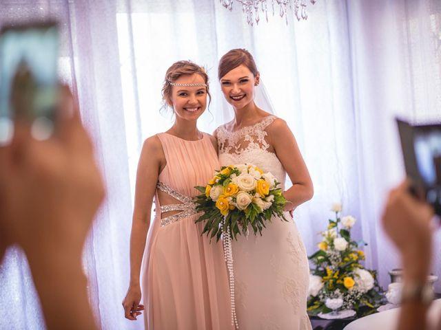 Il matrimonio di Rocco e Victoriya a Rimini, Rimini 18