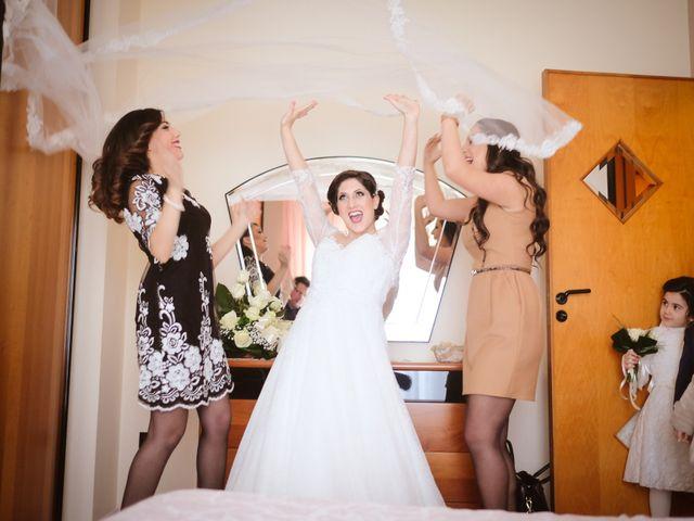 Il matrimonio di Giuseppe e Alessia a Rocca di Neto, Crotone 1