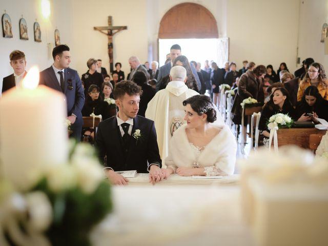 Il matrimonio di Giuseppe e Alessia a Rocca di Neto, Crotone 9
