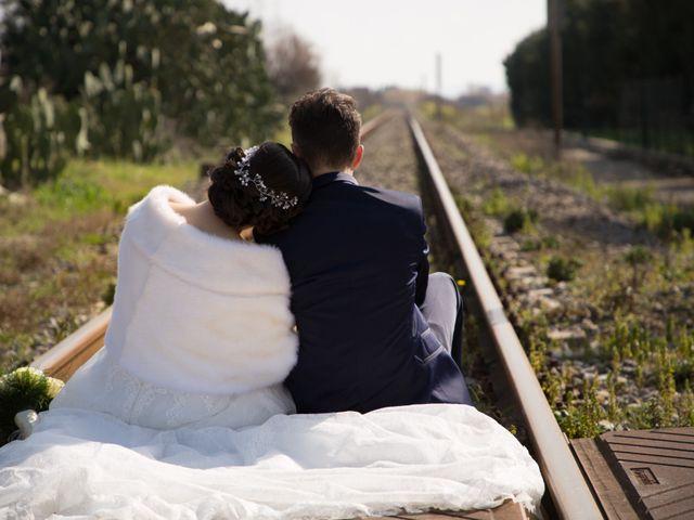 Il matrimonio di Giuseppe e Alessia a Rocca di Neto, Crotone 11