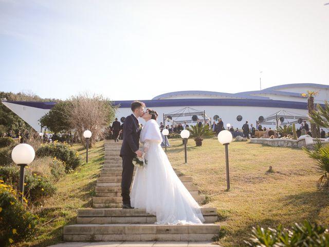 Il matrimonio di Giuseppe e Alessia a Rocca di Neto, Crotone 15