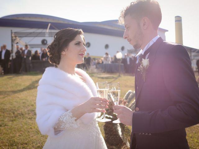 Il matrimonio di Giuseppe e Alessia a Rocca di Neto, Crotone 17