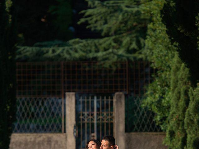 Il matrimonio di Fabio e Irene a Bareggio, Milano 11