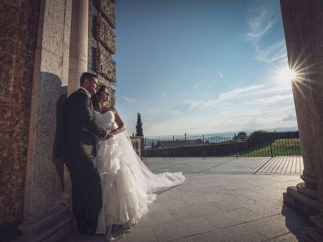 Il matrimonio di Fabio e Irene a Bareggio, Milano 14