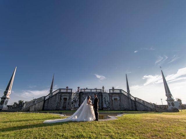 Il matrimonio di Fabio e Irene a Bareggio, Milano 15