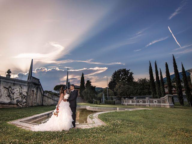 Il matrimonio di Fabio e Irene a Bareggio, Milano 19