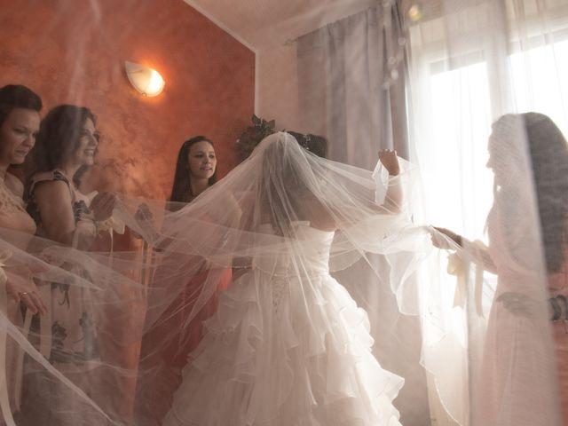 Il matrimonio di Fabio e Irene a Bareggio, Milano 31
