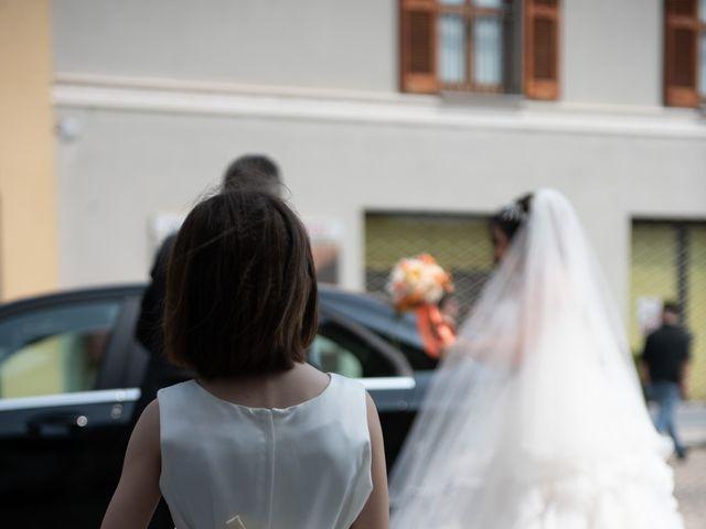 Il matrimonio di Fabio e Irene a Bareggio, Milano 32