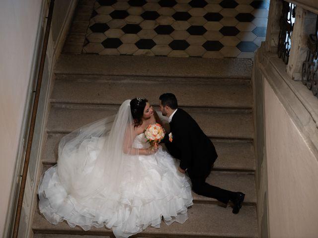 Il matrimonio di Fabio e Irene a Bareggio, Milano 33