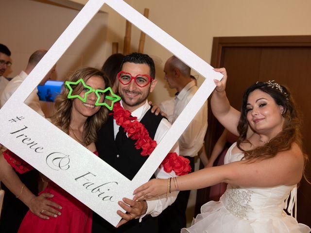 Il matrimonio di Fabio e Irene a Bareggio, Milano 35