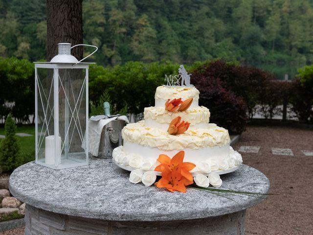 Il matrimonio di Fabio e Irene a Bareggio, Milano 36