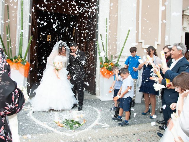 Il matrimonio di Fabio e Irene a Bareggio, Milano 42