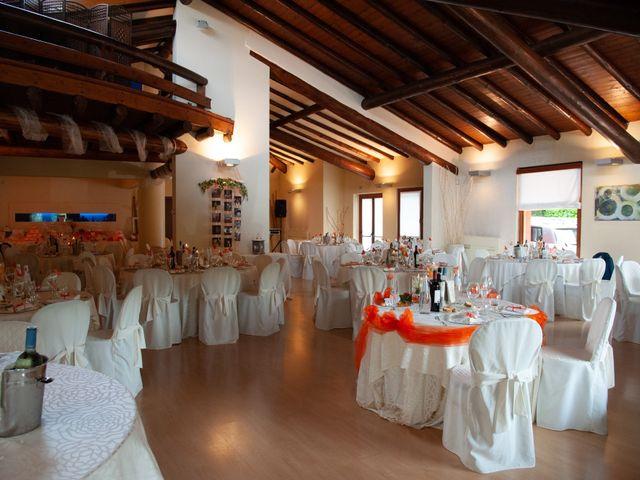 Il matrimonio di Fabio e Irene a Bareggio, Milano 43