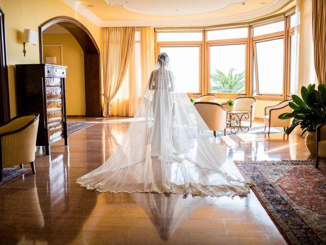 Il matrimonio di Sara e Michele a Taormina, Messina 7