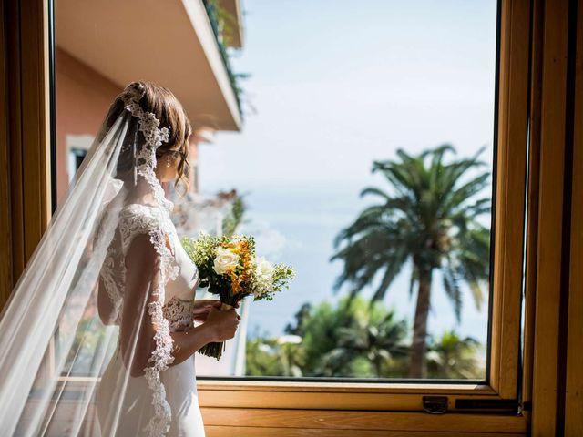 Il matrimonio di Sara e Michele a Taormina, Messina 8