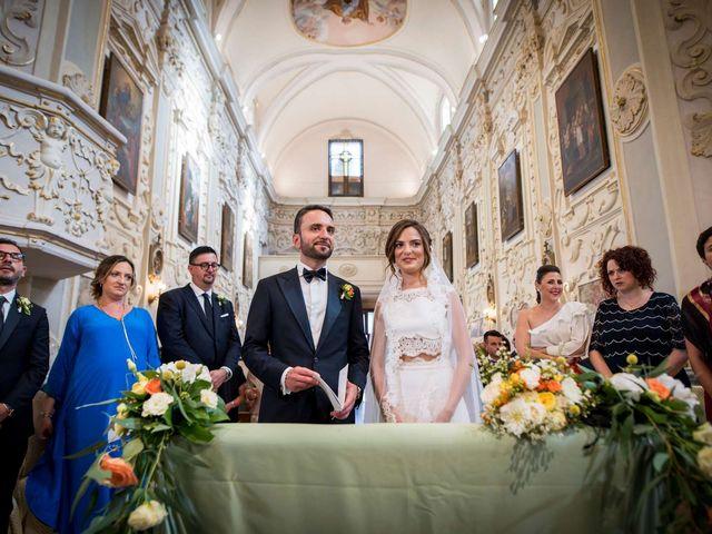Il matrimonio di Sara e Michele a Taormina, Messina 12
