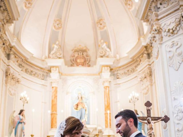 Il matrimonio di Sara e Michele a Taormina, Messina 13