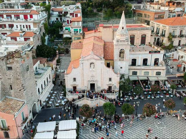 Il matrimonio di Sara e Michele a Taormina, Messina 15