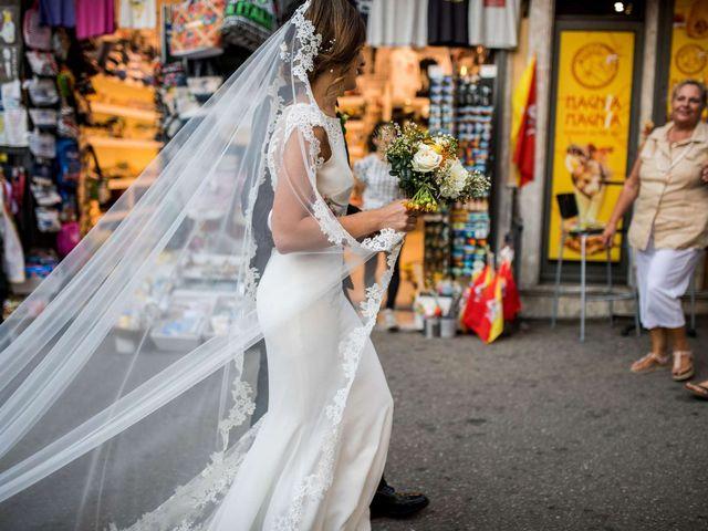 Il matrimonio di Sara e Michele a Taormina, Messina 20
