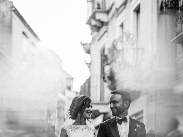 Il matrimonio di Sara e Michele a Taormina, Messina 21