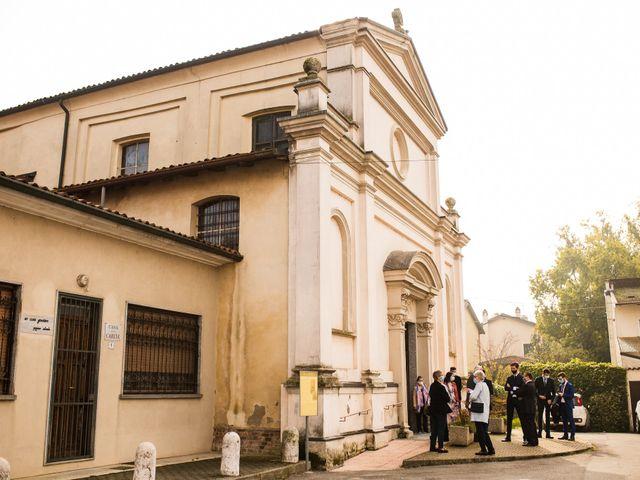 Il matrimonio di Giovanni e Giulia a Pavia, Pavia 12