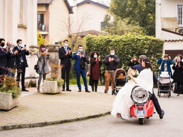 Il matrimonio di Giovanni e Giulia a Pavia, Pavia 15