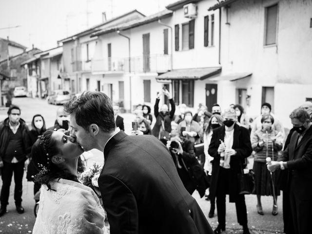 Il matrimonio di Giovanni e Giulia a Pavia, Pavia 26