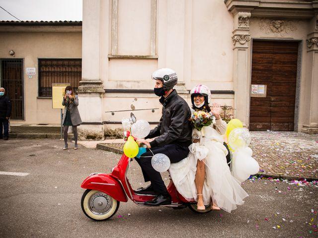 Il matrimonio di Giovanni e Giulia a Pavia, Pavia 28