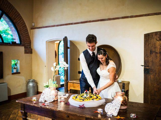 Il matrimonio di Giovanni e Giulia a Pavia, Pavia 51