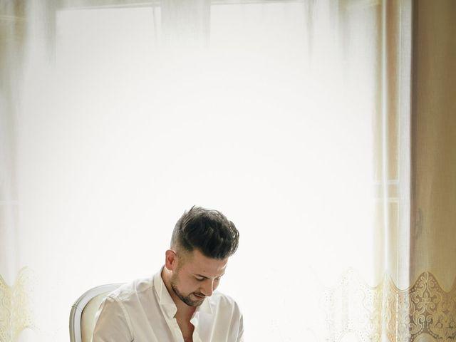 Il matrimonio di Debora e Angelo a Vallelunga Pratameno, Caltanissetta 6