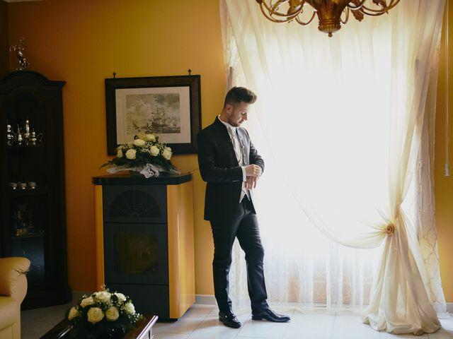 Il matrimonio di Debora e Angelo a Vallelunga Pratameno, Caltanissetta 24