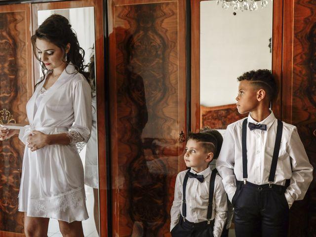 Il matrimonio di Debora e Angelo a Vallelunga Pratameno, Caltanissetta 37