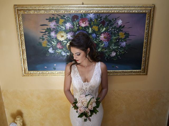 Il matrimonio di Debora e Angelo a Vallelunga Pratameno, Caltanissetta 1