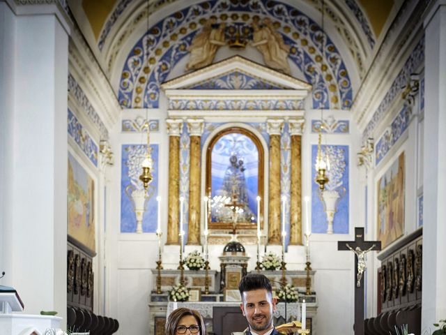 Il matrimonio di Debora e Angelo a Vallelunga Pratameno, Caltanissetta 56