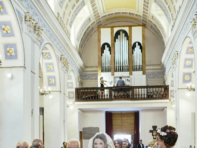 Il matrimonio di Debora e Angelo a Vallelunga Pratameno, Caltanissetta 60