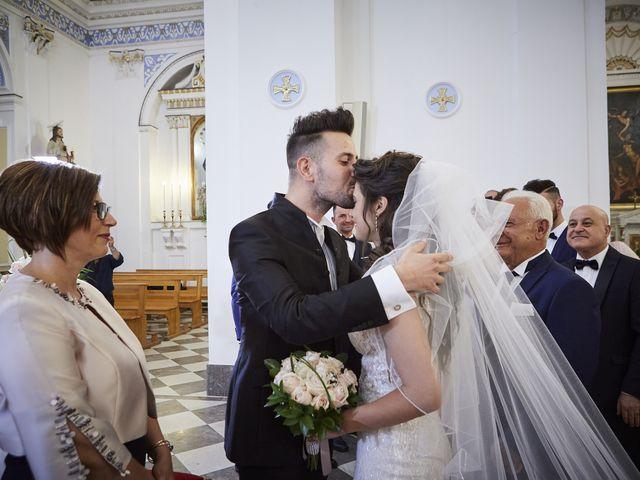 Il matrimonio di Debora e Angelo a Vallelunga Pratameno, Caltanissetta 61