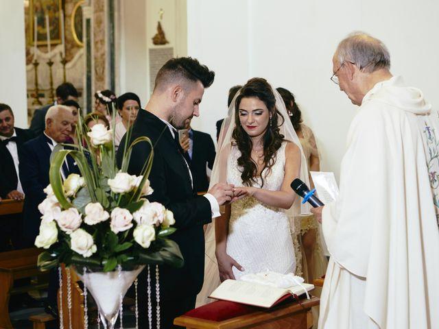 Il matrimonio di Debora e Angelo a Vallelunga Pratameno, Caltanissetta 65