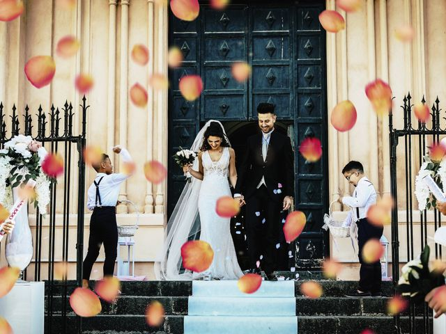 Il matrimonio di Debora e Angelo a Vallelunga Pratameno, Caltanissetta 69
