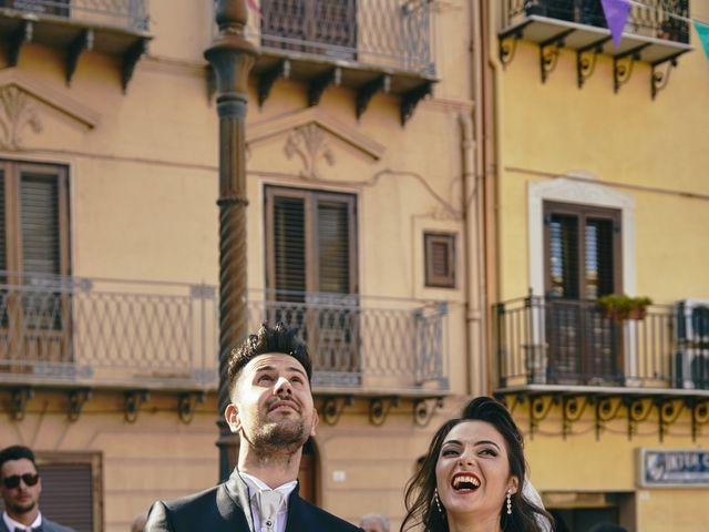 Il matrimonio di Debora e Angelo a Vallelunga Pratameno, Caltanissetta 71