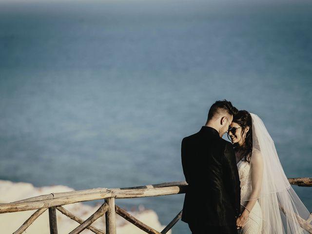 Il matrimonio di Debora e Angelo a Vallelunga Pratameno, Caltanissetta 72