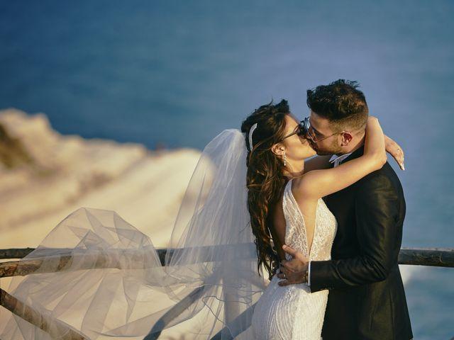 Il matrimonio di Debora e Angelo a Vallelunga Pratameno, Caltanissetta 74