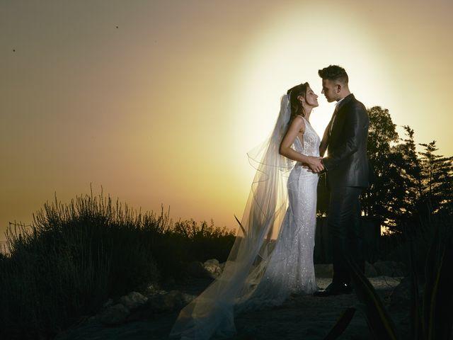 Il matrimonio di Debora e Angelo a Vallelunga Pratameno, Caltanissetta 75