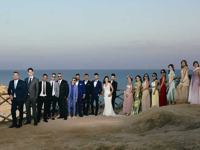 Il matrimonio di Debora e Angelo a Vallelunga Pratameno, Caltanissetta 78
